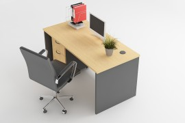 streight executive desk