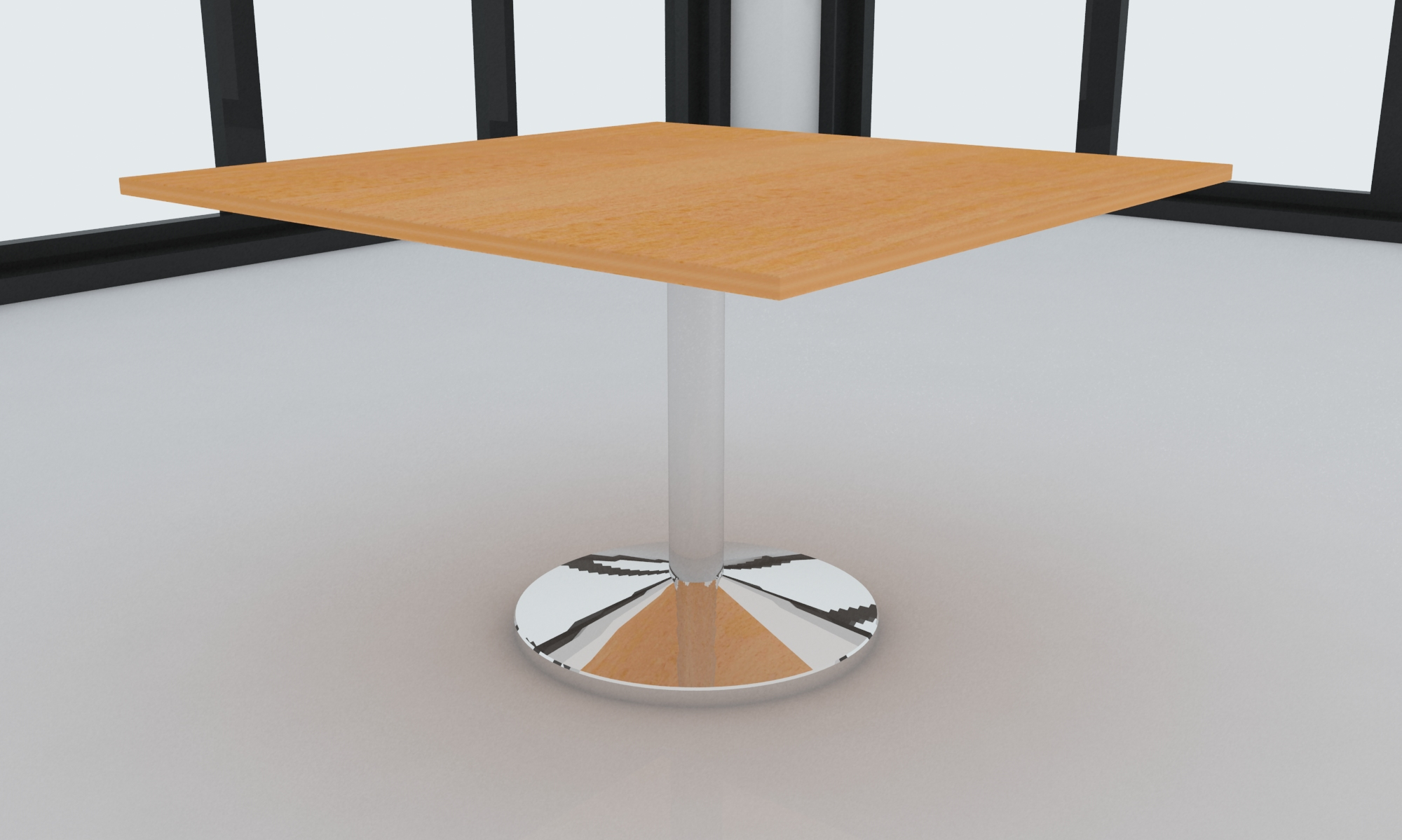 LINZ InternationalMeeting Tables - Square meeting table