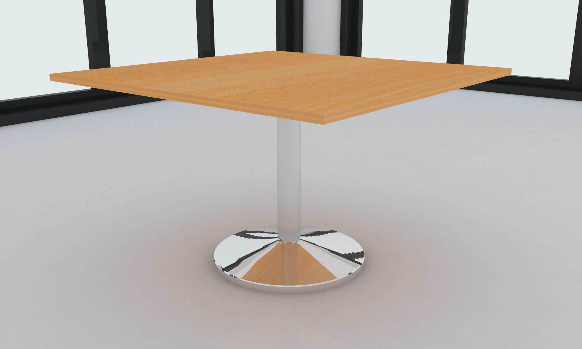 LINZ InternationalMeeting Tables - Square meeting table
