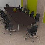 Long Meeting Table