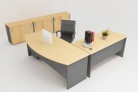 Single Office Station
