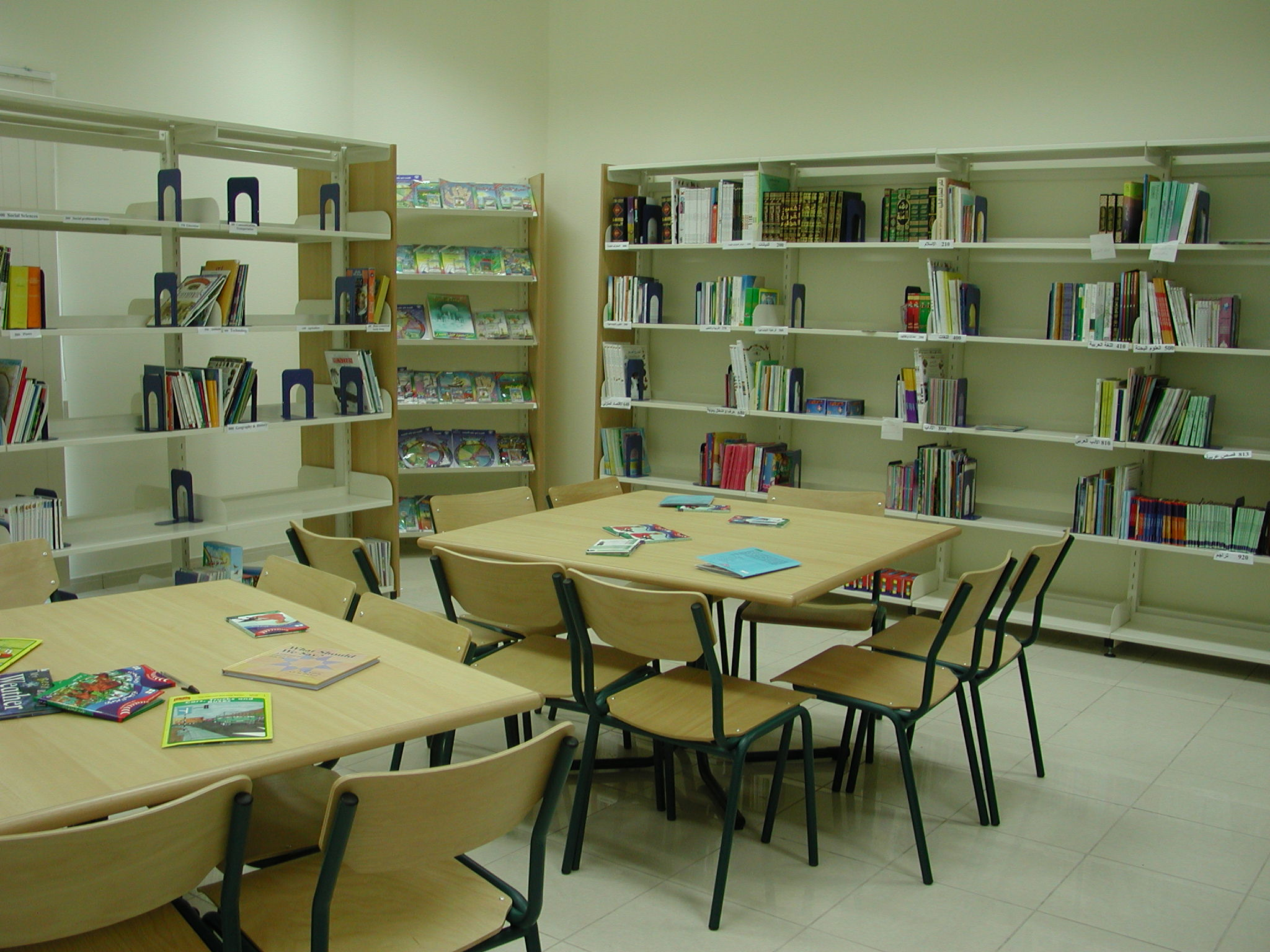 Linz International Product Categories Library Furniture
