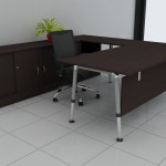 U-shape Executive Desk
