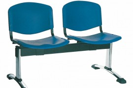 Two Seat Beam Bench