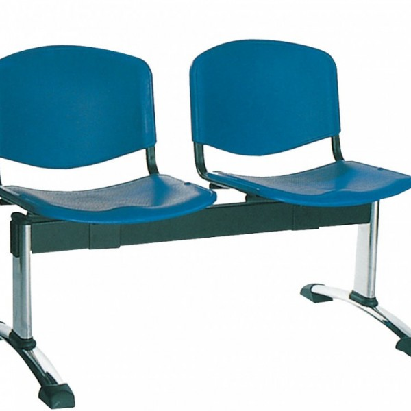 Two Seat Beam Bench – (Iso-2-P-CH)