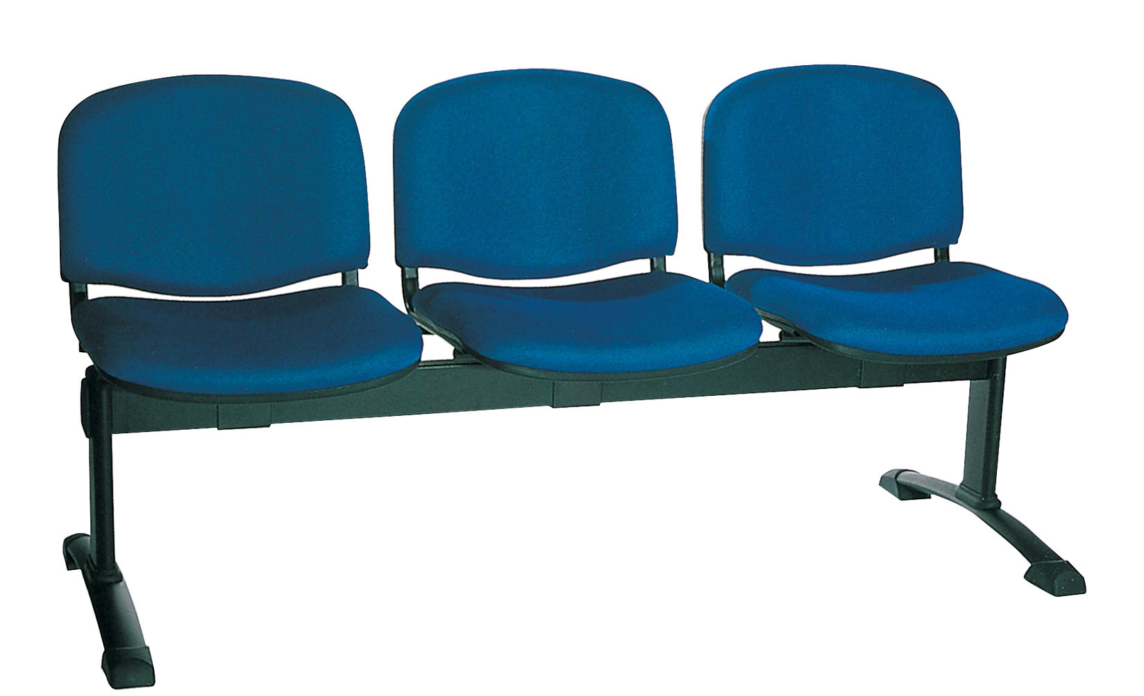 ... Three Seat Beam Bench ...