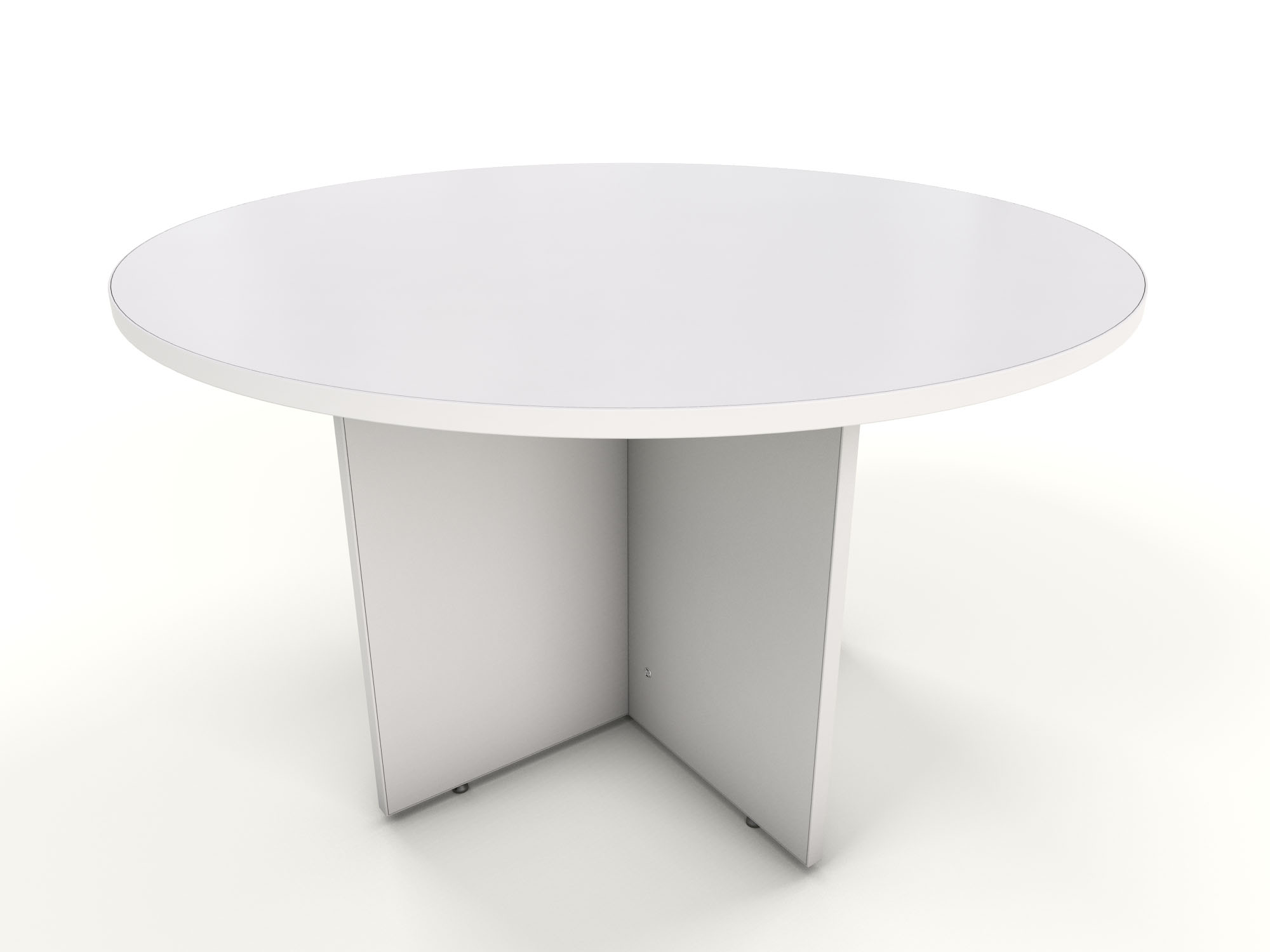 LINZ International Product Categories Meeting Tables - Small round meeting table and chairs